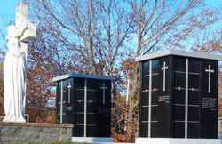 Columbarium at Mount Olivet to be Moved