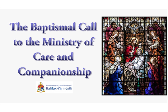 Archdiocese of Halifax-Yarmouth | Care and Companionship